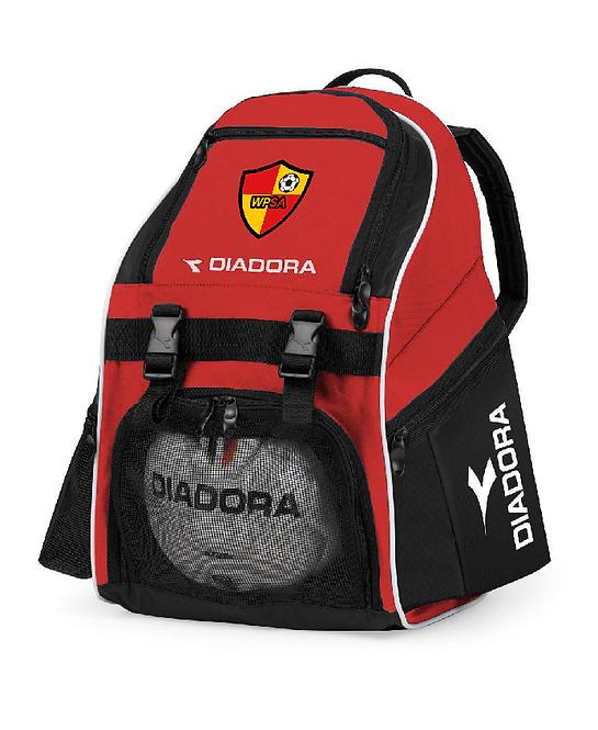WPSA Soccer Game Backpack