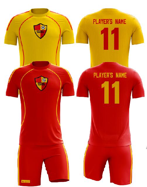 WPSA Soccer Uniform Kit ( MANDATORY )