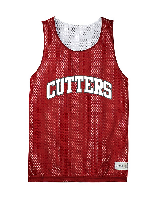 FLHS Cutters Basketball Classic Mesh Reversible Tank