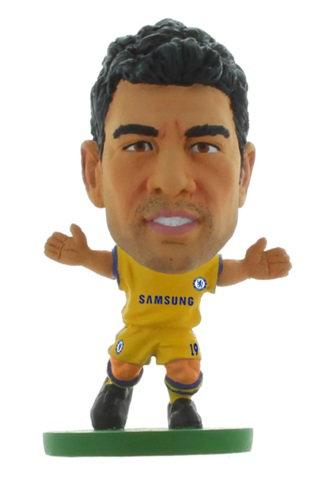 Chelsea - Diego Costa AWAY KIT (2015 version)