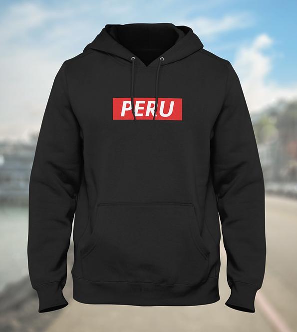 Peru Hooded Sweatshirt