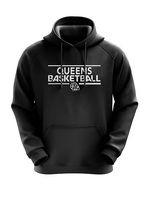 2015 Queens Basketball Hoodie