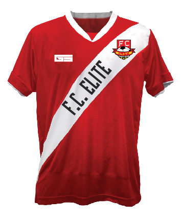 Red & White Jersey