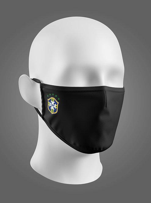 National Soccer Emblems CONE FACE MASK