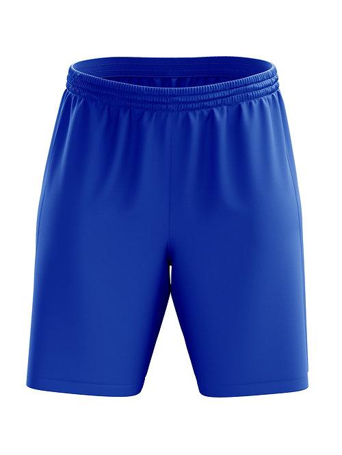Basic Soccer Shorts (Royal)