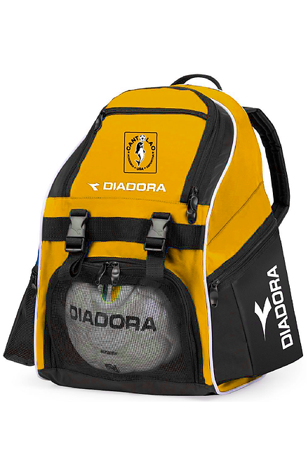 12- CANTOLAO: Soccer Backpack (34041)