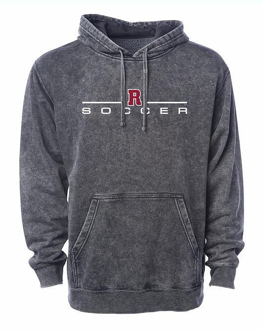 Unisex Midweight Hooded Sweatshirt