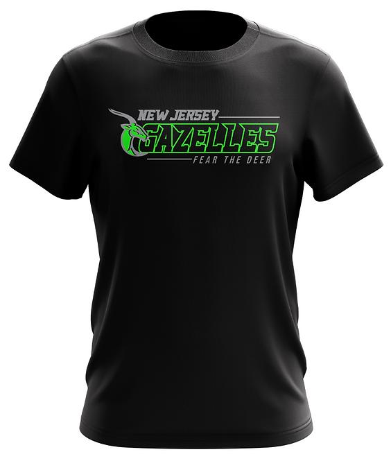 NJ Gazelles 2017 Fear The Deer T-Shirt