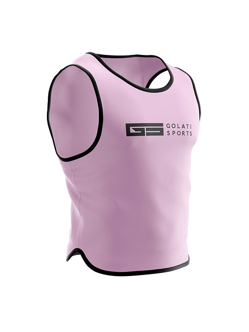 Golati Sports Pinnies Neon Pink