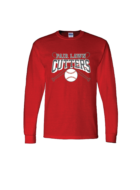 Fair Lawn Cutters Long Sleeve T-Shirt