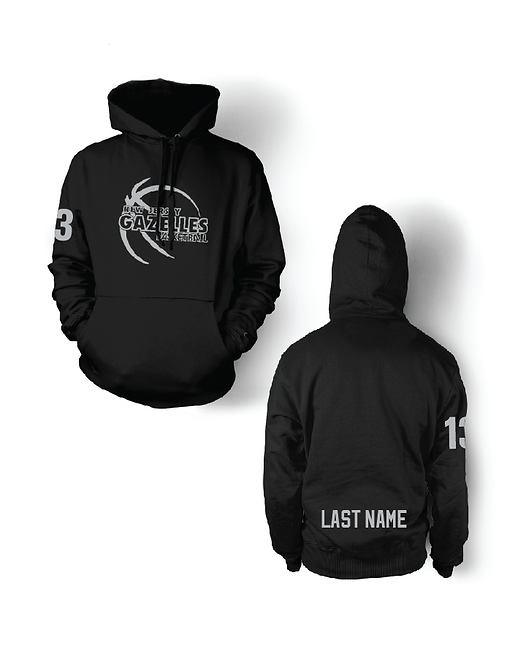 Black Hoodies