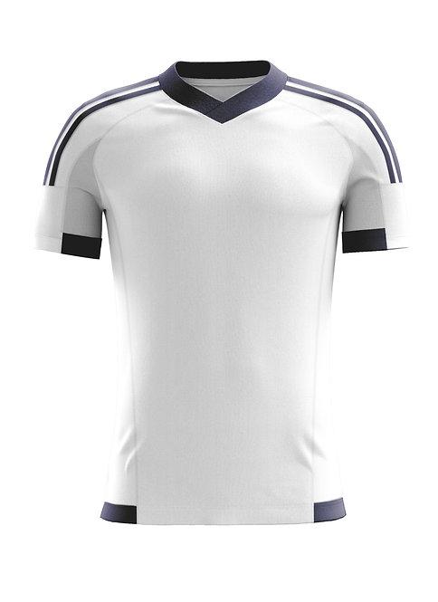 Basic Jerseys (White/Navy)