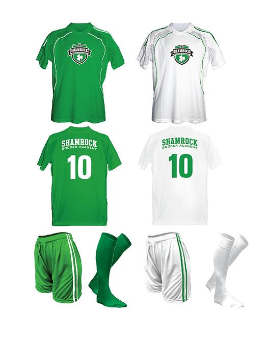 Game Uniform Full Set