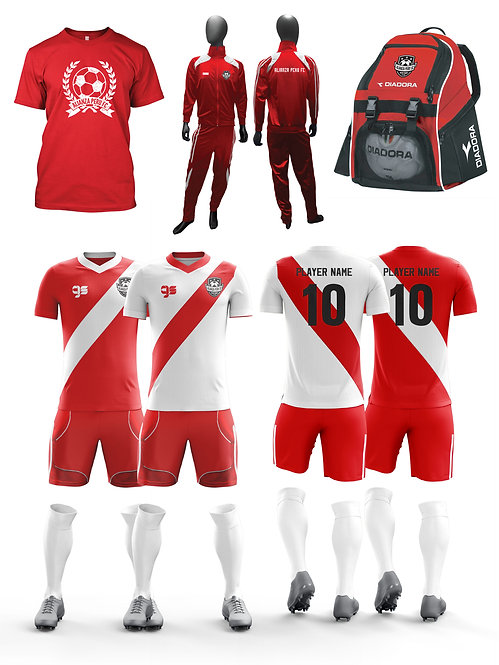Alianza Peru SC Kit Bundle