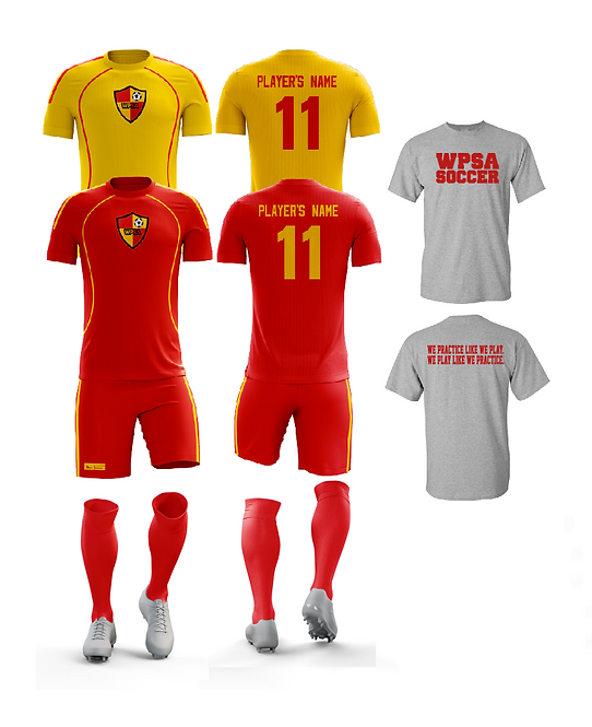 WPSA Soccer Uniform Kit ( MANDATORY )