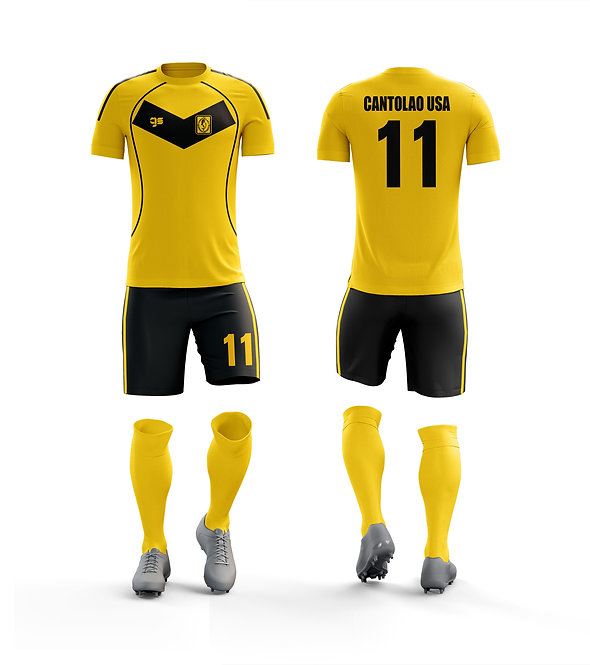 1- CANTOLAO: Uniform Kit