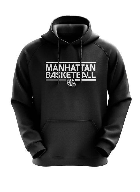 2015 Manhattan Basketball Hoodie