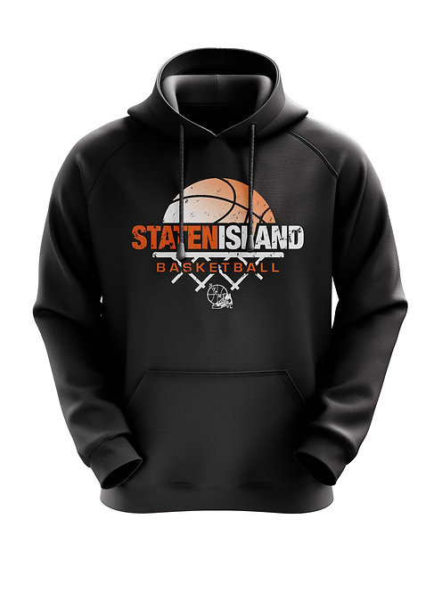 Staten Island Basketball Hoodie & T-Shirt
