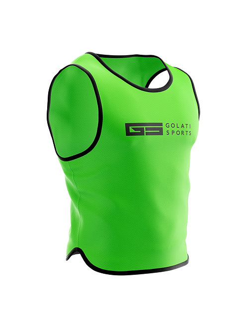 Golati Sports Pinnies Neon Green