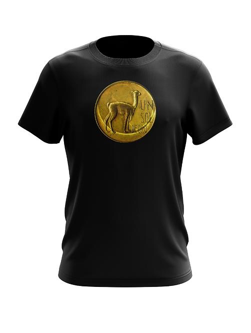 Un Sol De Oro Unisex T-Shirt