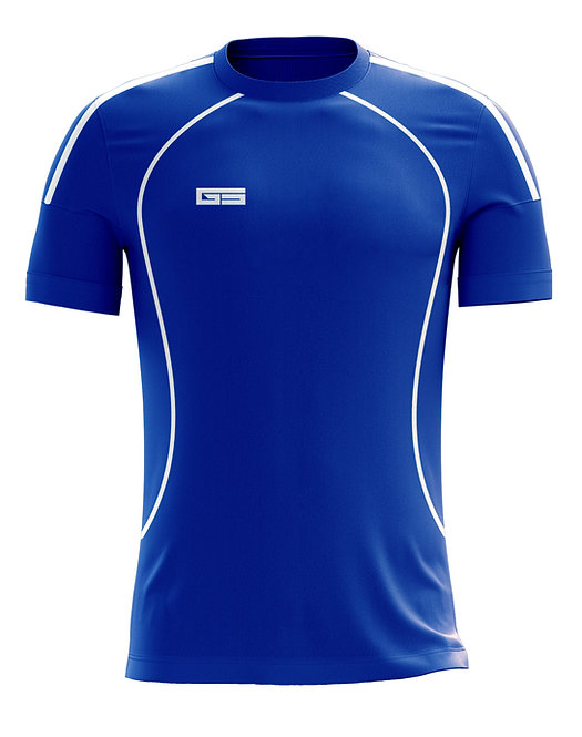 Golati Soccer Jersey 204 (Royal/White)