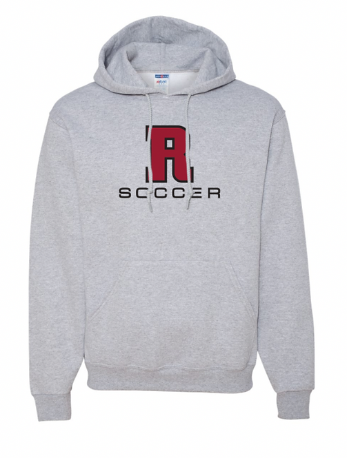 RHS Grey Hooded Sweatshirt