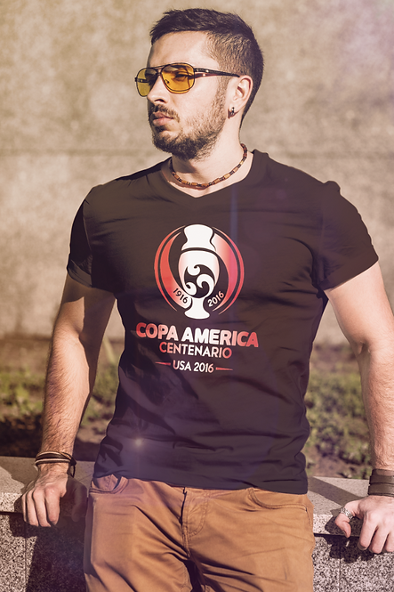 Peru Copa America Centenario 2016 T-Shirt