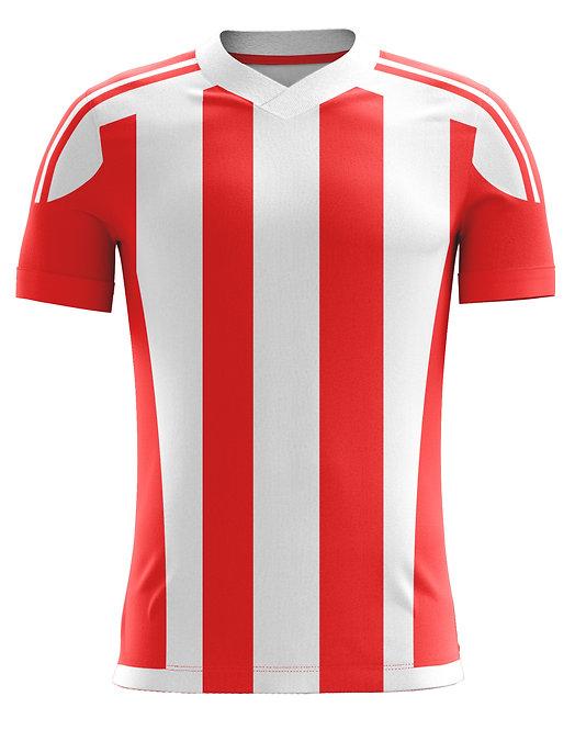 Team Jerseys (Red/White)