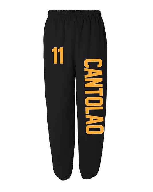 11- CANTOLAO: Sweatpants (974Y)