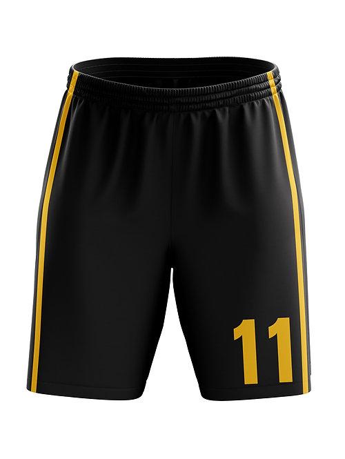 4- CANTOLAO: Golati Black Shorts (416)