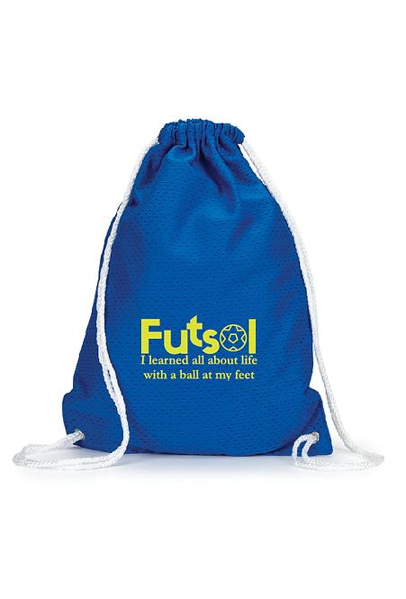 6-DRAKESOCCER: Futsol Drawstring Sport Pack