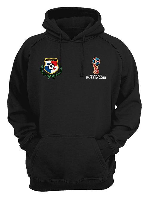 Panama World Cup 2018 Black Hoodie