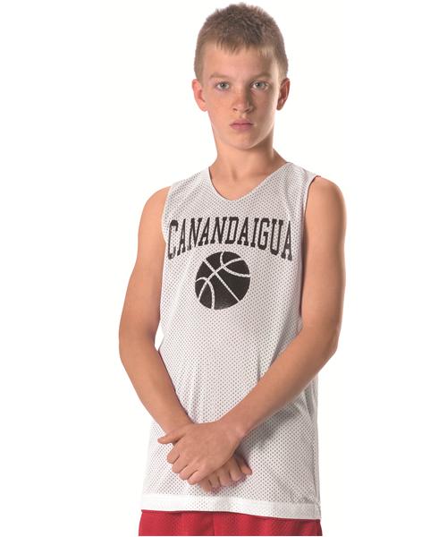 Youth Reversible Mesh Tank Uniform Set