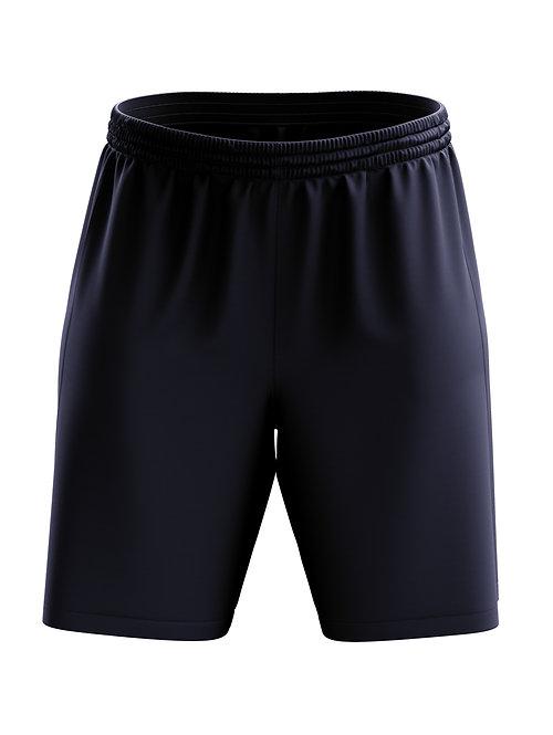 Basic Soccer Shorts (Navy)