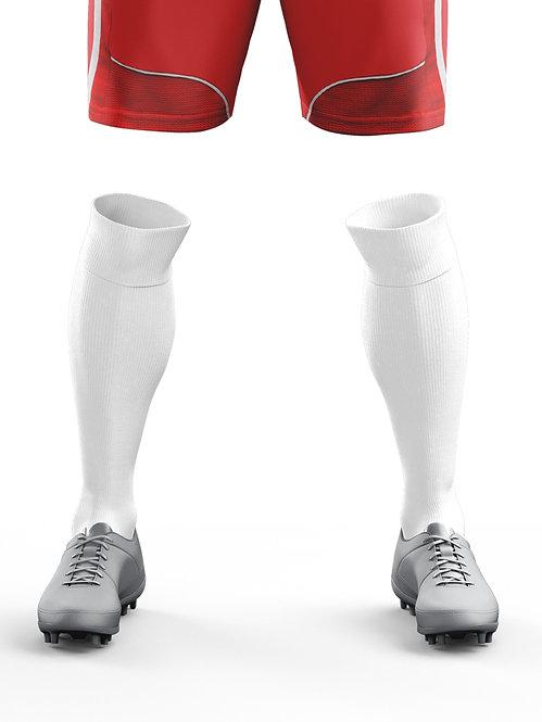 White Game Socks