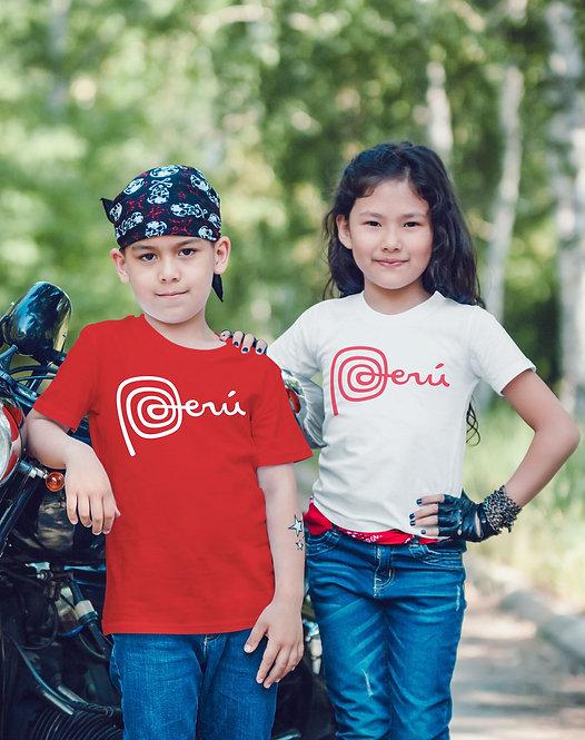 Marca Peru Youth T-Shirt