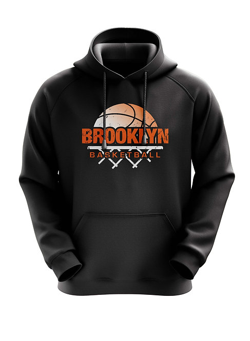 Brooklyn Basketball Hoodie & T-Shirt