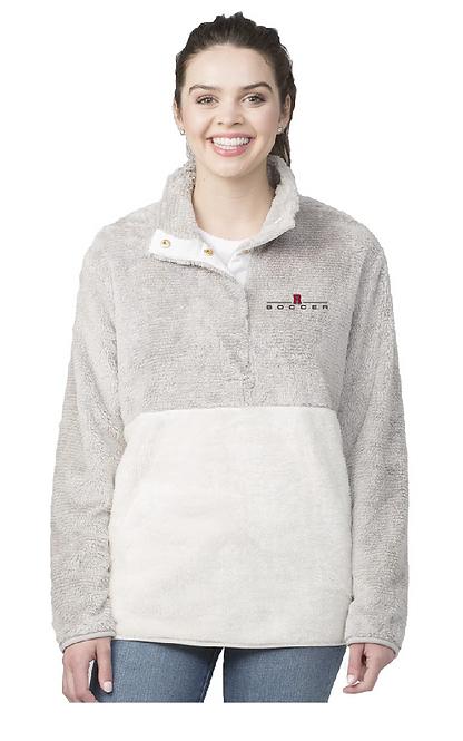 RHS Fuzzy Fleece Pullover