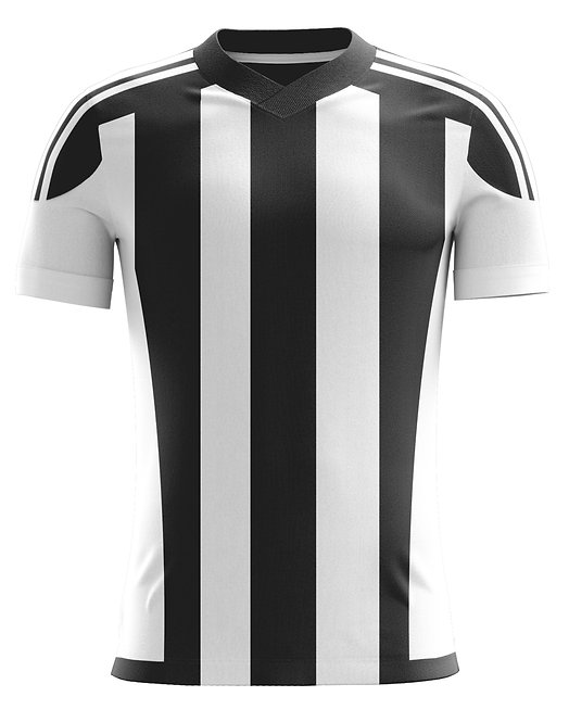 Team Jerseys (White/Black)