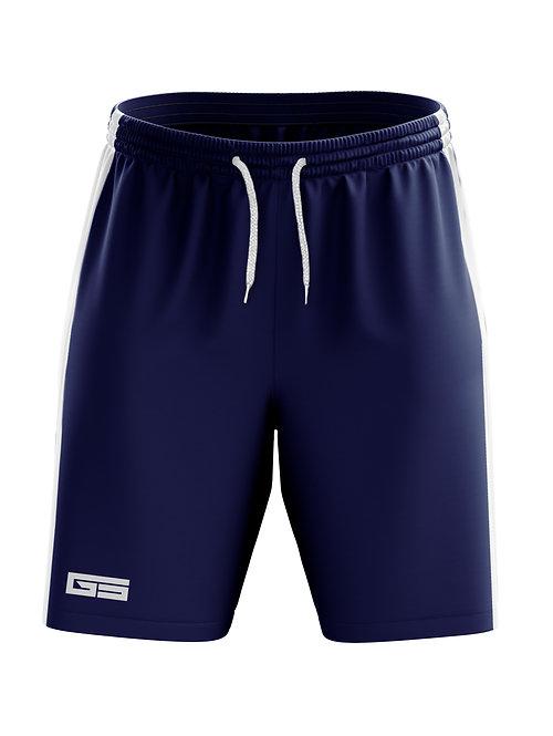 Golati Soccer Shorts (Navy/White)