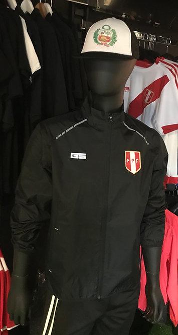 Peru Emblem Reflective Men's Jacket J345