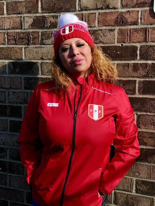 Peru Emblem Reflective Jacket L345