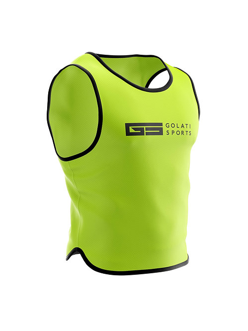 Golati Sports Pinnies Neon Yellow
