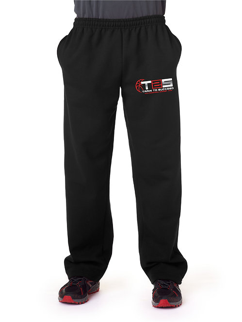 Black Academy Sweatpants