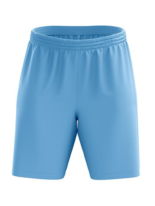 Basic Soccer Shorts (Light Blue)