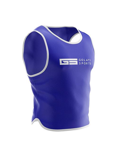 Golati Sports Pinnies Royal Blue