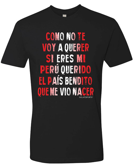 Mi Peru Querido T-Shirt