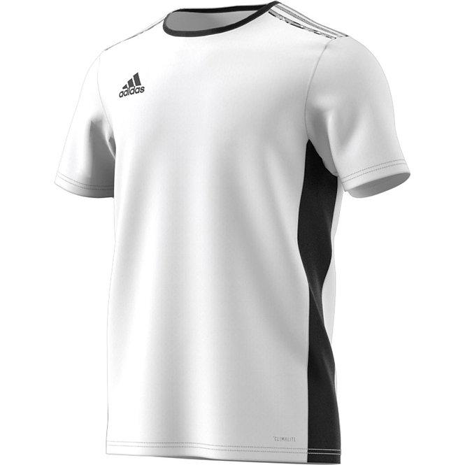 Entrada 18 Jersey White/Black
