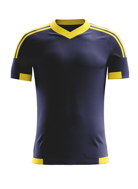 Basic Jerseys (Navy/Yellow)