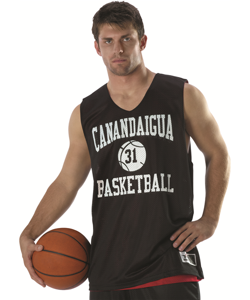 Mens Reversible Mesh Tank Uniform Set
